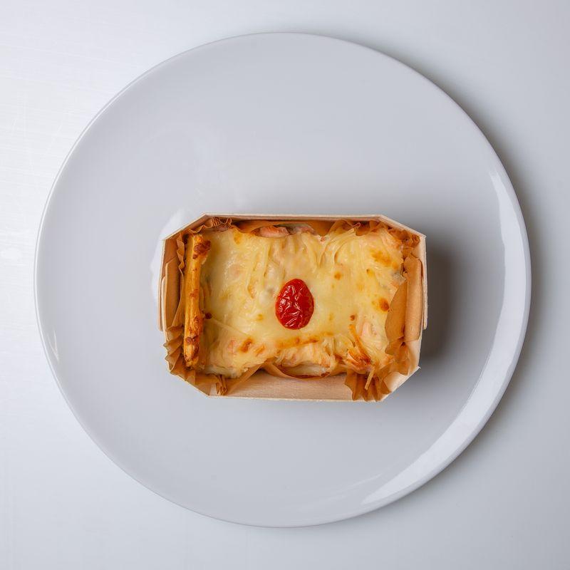Lasagne au saumon 18.90 le kg