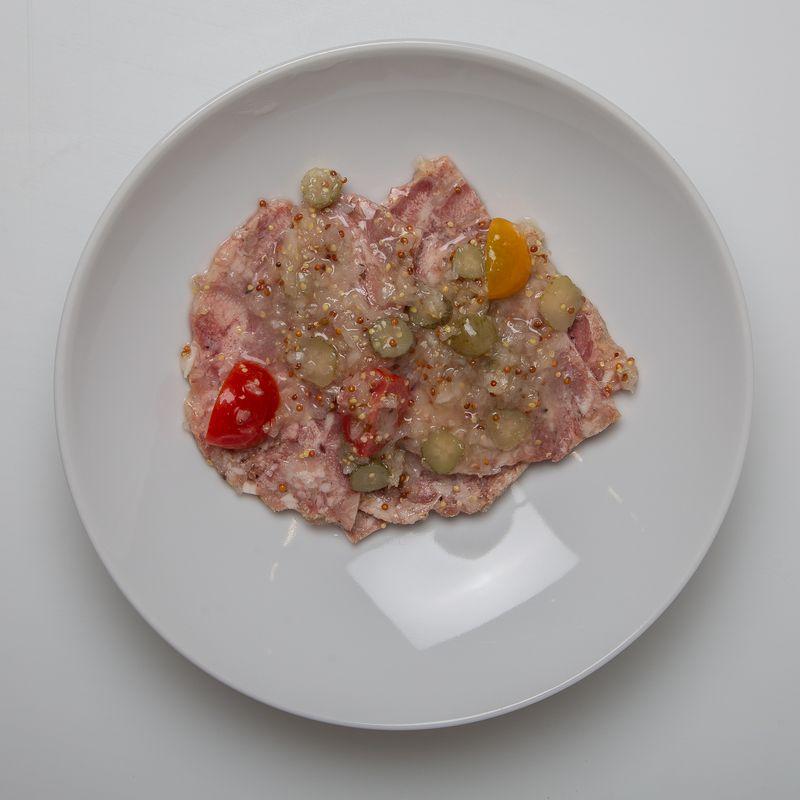 Salade Museau vinaigrette 15.90 le kg