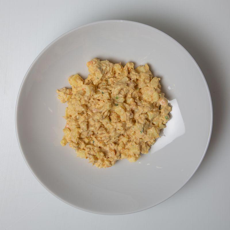 Salade du pêcheur (thon, pomme de terre) 14.90 le kg