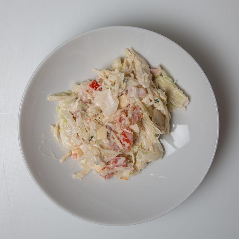 Salade trio bis