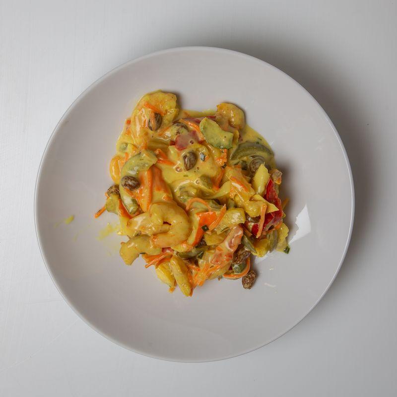 salade chutney 19.00 le kg