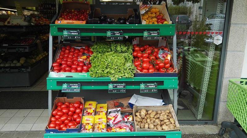 fruits et légumes-lanmeur